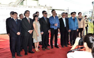 新北皓澤、良容新廠房開工 提升精密產業